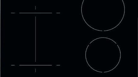 Indukční varná deska Electrolux Inspiration EHI6340FOK černá