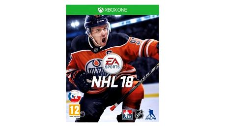 Hra EA Xbox One NHL 18 (EAX354531)