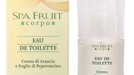 Frais Monde Spa Fruit Orange And Chilli Leaves 30 ml toaletní voda pro ženy