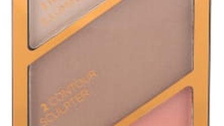 Rimmel London Kate 18,5 g pudr pro ženy 002 Coral Glow