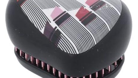 Tangle Teezer Compact Styler 1 ks kartáč na vlasy pro ženy Lulu Guinness Vertical Lipstick Print
