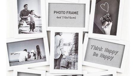 Fotorámeček Marion pro 12 fotografií 10 x 15 cm, 48 x 63 cm
