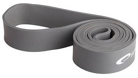 Posilovací guma Spokey Power, odpor 20-35 kg šedá