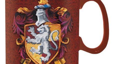 Herní předměty ABYstyle Harry Potter – Gryffindor, hrnek, 460ml