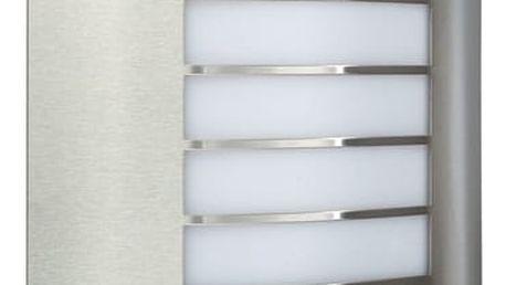 venkovní nástěnné svítidlo s pohybovým čidlem Philips Massive 17014/47/10 - nerez