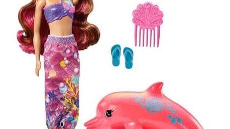 MATTEL BARBIE DM Potápění s delfíny – mořská panna
