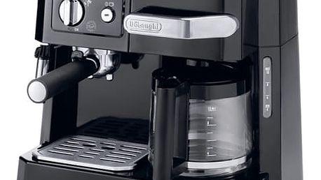 Espresso DeLonghi BCO BCO 410.1 černé