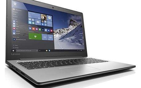 Notebook Lenovo 310-15ISK (80SM00YFCK) stříbrný