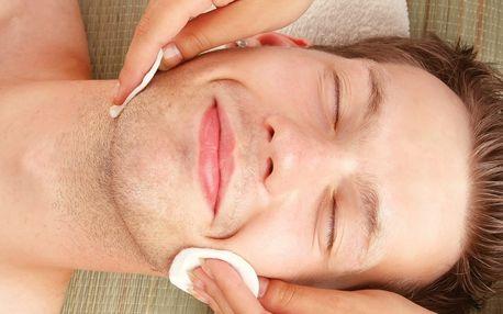 Kosmetické ošetření pro muže: kompletní balíček