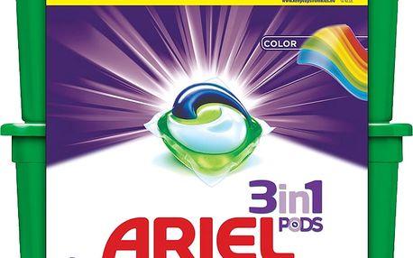 ARIEL Color 3v1 Gelové Kapsle - 56 ks