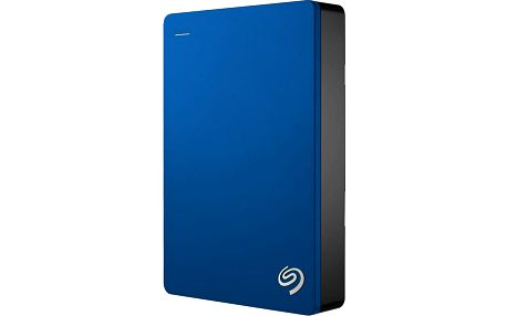 Seagate Backup Plus Portable 4TB, modrá - STDR4000901