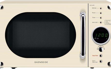 Mikrovlnná trouba Daewoo KOR-6L9RC