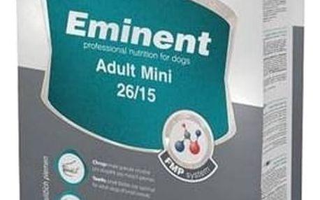 Granule Eminent Adult MINI15 kg + 2 kg ZDARMA