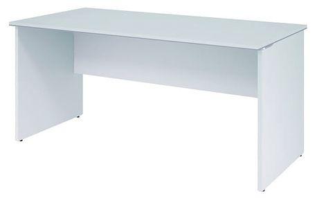 Stůl Office White 158 x 78 cm