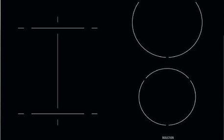 Indukční varná deska Electrolux Inspiration EHI6340FOK černá + DOPRAVA ZDARMA