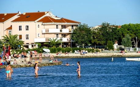 Chorvatsko - Severní Dalmácie na 8 dní, polopenze s dopravou vlastní