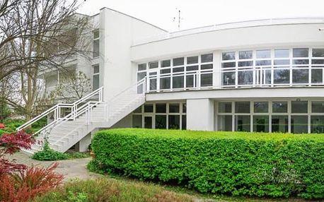 Harmony Rezort***, Piešťany, Slovensko - save 38%, Nově zrekonstruovaný hotel s polopenzí v lázních Piešťany