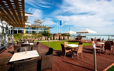 Hotel Yacht Wellness & Business ****