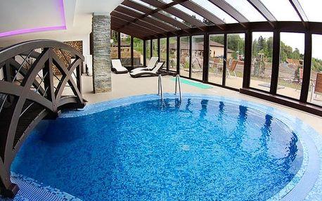 Hotel Kempa*** Superior, Wellness hotel v Beskydech s bazénem a polopenzí