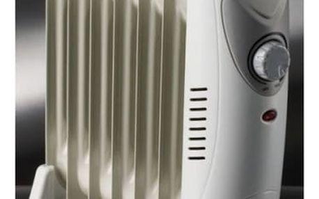 Olejový radiátor Ardes 470B krémový