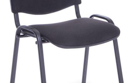 Konferenční židle Viva - černé nohy