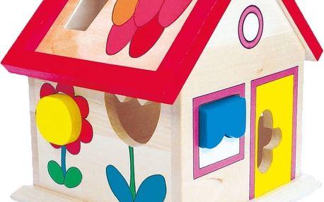 BINO Domeček s tvary – Villa Florina