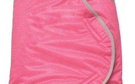 LODGER Multifunkční zavinovačka Wrapper Clever Outdoor, Rosa