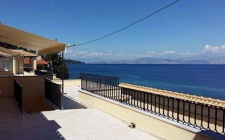 Řecko - Korfu na 8 dní, snídaně s dopravou letecky z Prahy