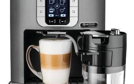 Espresso Krups EA860E10 bluetooth stříbrné + Doprava zdarma