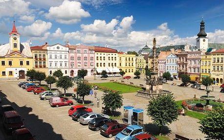 Hotel Praha***, Stylový hotel ze 16. století na náměstí v Broumově