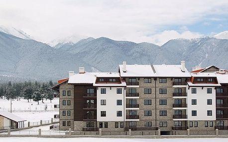 Balkan Jewel Resort****, 4* resort s bazénem na úpatí nejvyšších bulharských hor