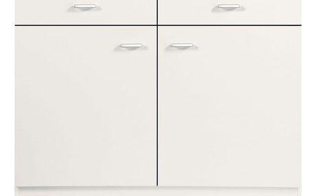 Kuchyňská spodní skříňka speed us 100-50 w, 100/85/47 cm