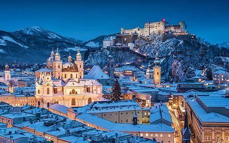 Celodenní zájezd pro 1 na vánoční trhy a průvod čertů do rakouského Salcburku