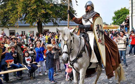 Svatováclavská slavnost na zámku Svijany