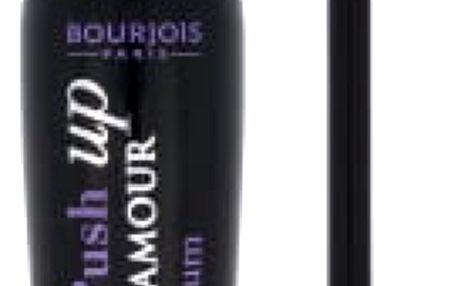 BOURJOIS Paris Volume Glamour Push Up 7 ml řasenka pro ženy 71 Black Serum