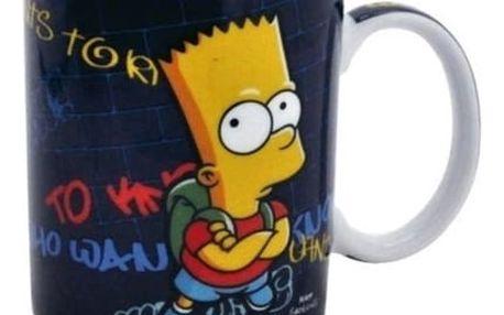 The Simpsons Keramický hrnek Bart 320 ml