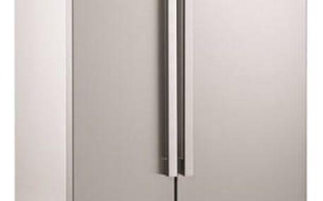 Kombinace chladničky s mrazničkou Beko GN 163120 X nerez