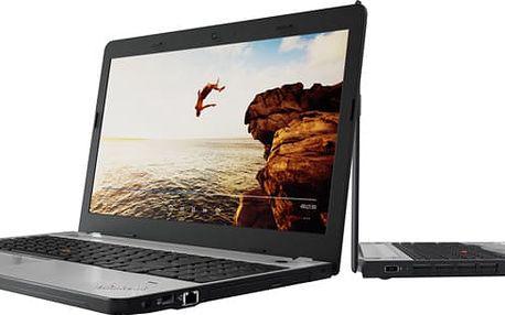 Lenovo ThinkPad E570, černo-stříbrná - 20H500BFMC