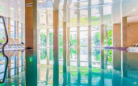 Hotel Morawa***, Moderní 3* hotel v horách s bazénem, wellness a polopenzí