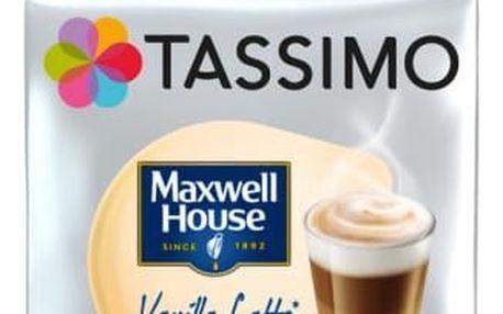 Tassimo Maxwell House Vanilla Latté 8+8ks