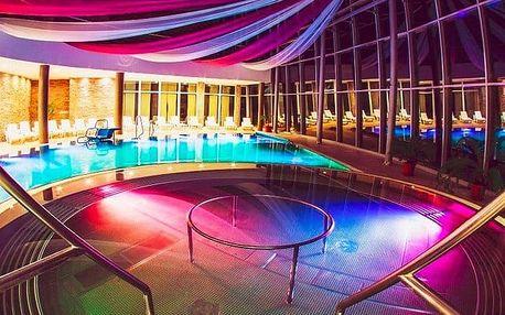 Hotel Aquatermal ***, Moderní 3* hotel se vstupem do wellness a termálních bazénů