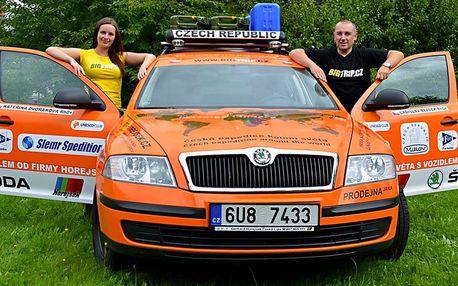 Škoda Camp: závodní simulátor a další atrakce