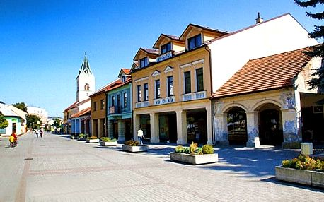 3 nebo 5denní horský pobyt s polopenzí pro 2 v hotelu KNM na Slovensku