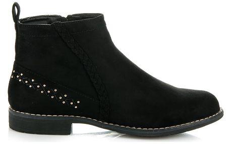 Kotníkové boty LL108B 36