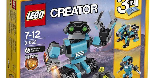 LEGO® Creator 31062 Průzkumný robot