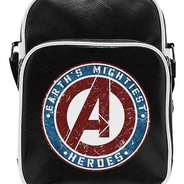 Herní předměty ABYstyle Avengers, brašna (eko kůže)