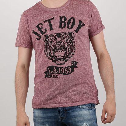Tričko Alcott T SHIRT JET BOY Růžová
