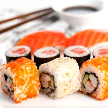 Degustační menu - SUSHI