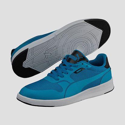Boty Puma Icra Evo atomic blue-blac Modrá