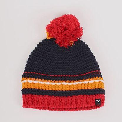Čepice Puma Snowboard Knit Beanie Barevná